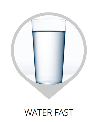water-fast