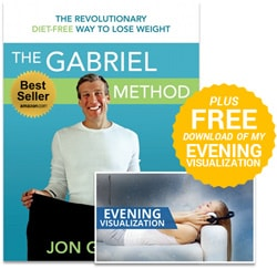 The Gabriel Method Book and Evening Visualization