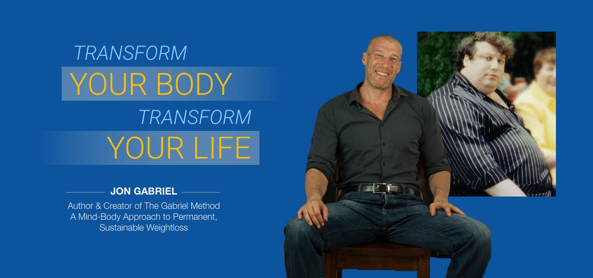 The Gabriel Method Header Banner. Transform Your Body Transform Your Life