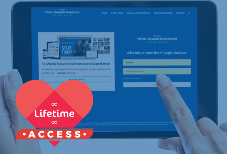 12 week lifetime access