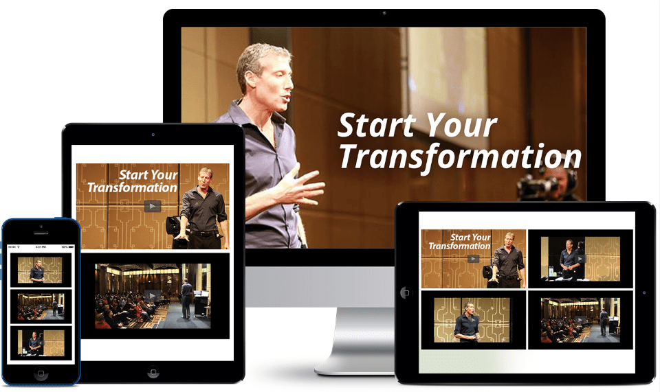 The Start Your Transformation One-Day Seminar (digital version)